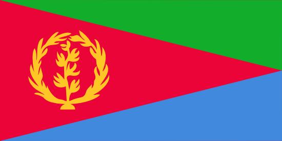 فتح خط إريتريا - مفتاح الإتصال إريتريا - كود الإتصال إريتريا - أرقام هواتف إريتريا