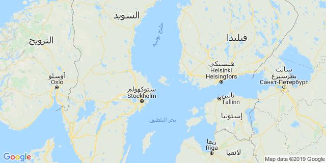 خريطة دولة أرض